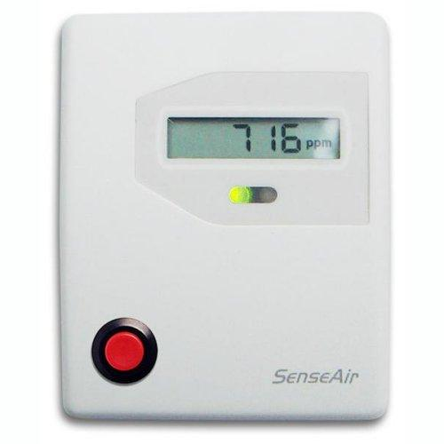 CO2 Sensor SenseAir CO2 indicator met alarm